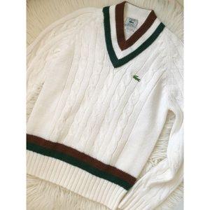 ❤️💕 Vintage Izod Lacoste sweater 💕❤️